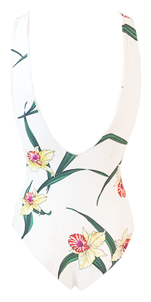 Indah Rainey One Piece in Lush Lily.