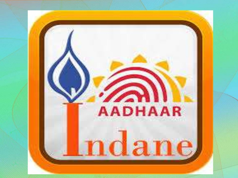 Indane gas new connection.
