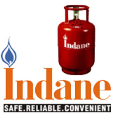 Indane Gas Logo Png Vector, Clipart, PSD.