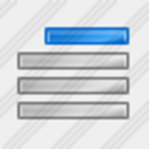 Icon Text Indent 1.