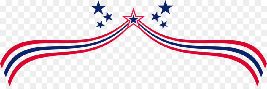 Independence Day Banner Flag of the United States Clip art.