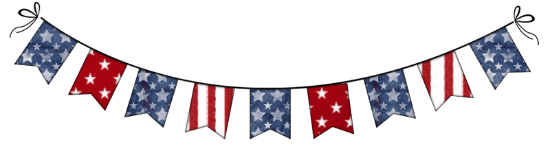 Independence Day Design clipart.