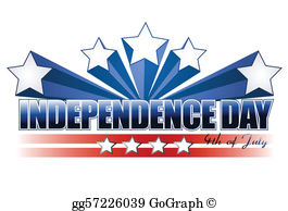 Independence Day Clip Art.