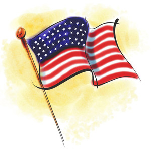 Independence day free clipart.