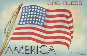 Christian Independence Day Clipart.