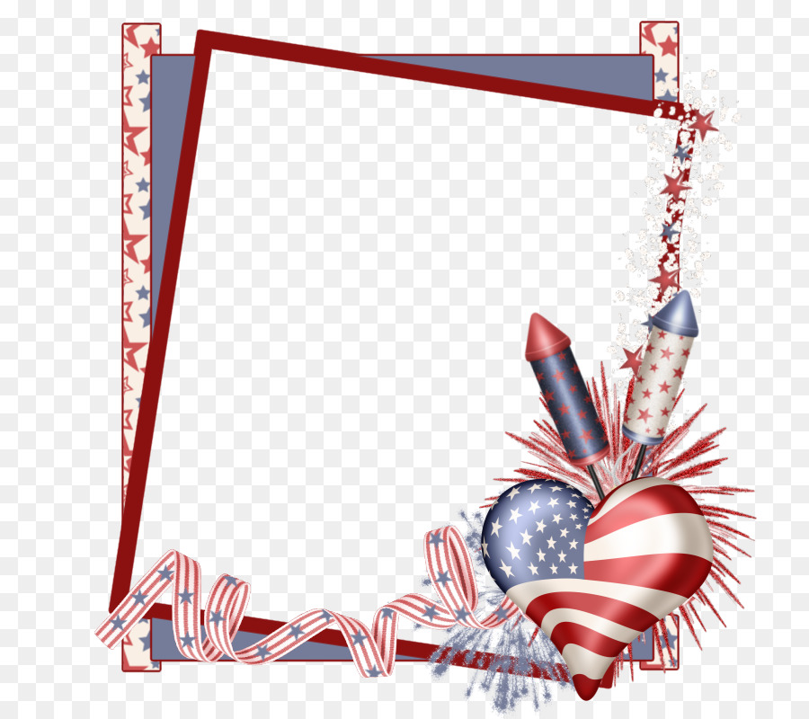 Independence Day Frame clipart.