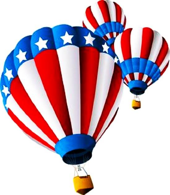 USA Independence Day 4th of July Clip Art Free Graphics, Pictures.