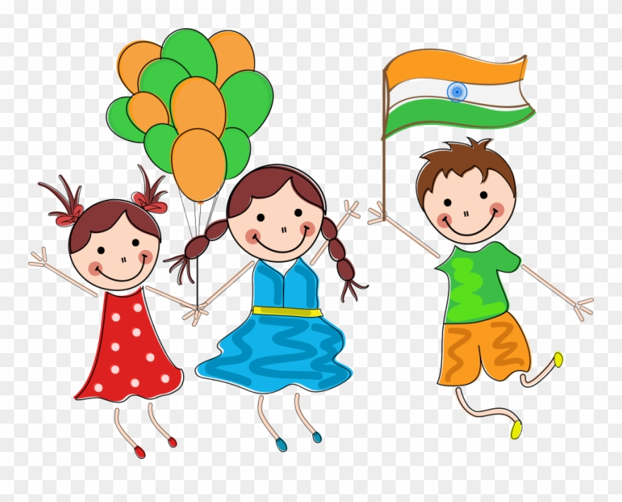 Indian Day Child Republic.