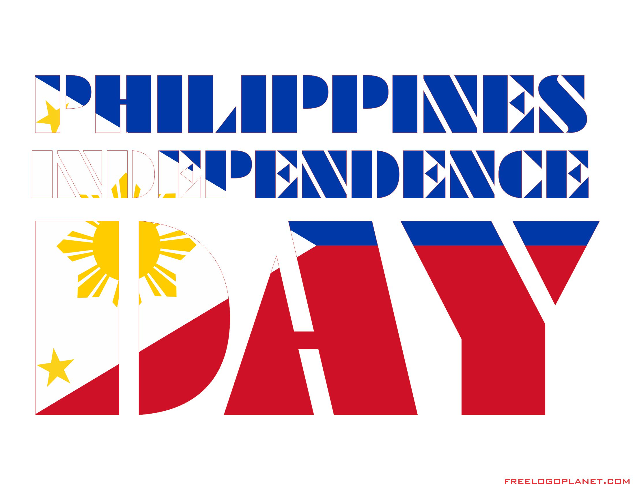 Philippine Independence Day Clipart.