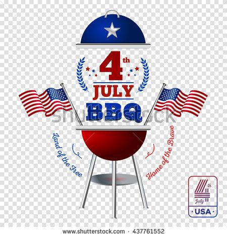 independence day clipart transparent background #9