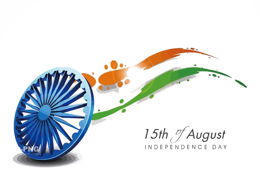 Independence Day India PNG Images Transparent Free Download.