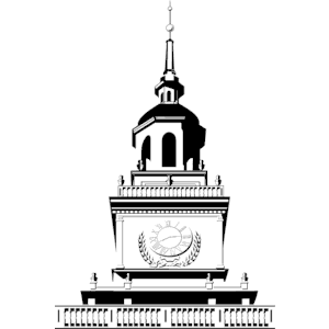 Independence Hall clipart, cliparts of Independence Hall free.