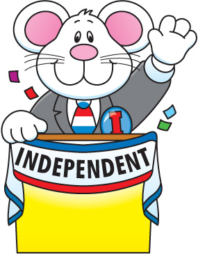 Clipart independent.