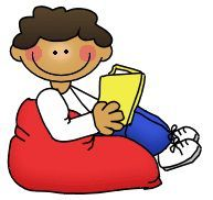 Independent reading clipart 2 » Clipart Portal.