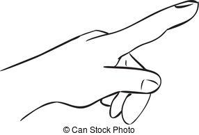 Index finger Clip Art and Stock Illustrations. 2,605 Index finger.