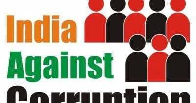 India Against Corruption on Twitter: \