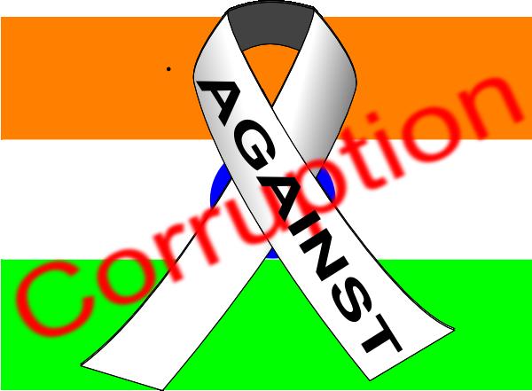 India Against Corruption Full Clip Art at Clker.com.