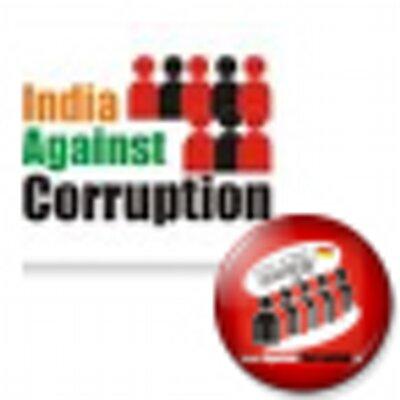 IAgainstCorruption (@IndiAcor).