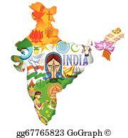 India Clip Art.