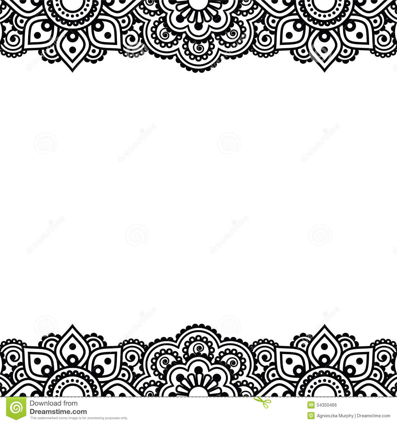 Indian Clipart Borders.