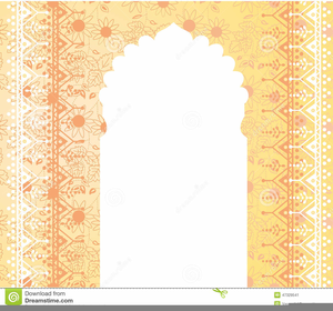 East Indian Clipart Borders.