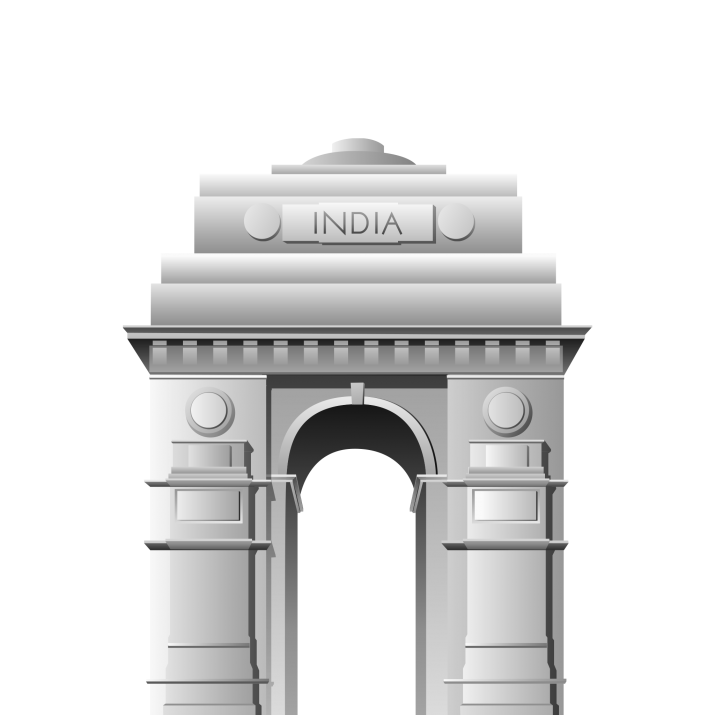India Gate Clipart PNG Image Free Download searchpng.com.