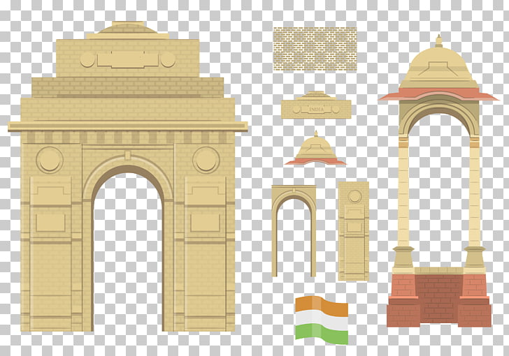 India Gate Gateway of India , Indian architecture PNG.