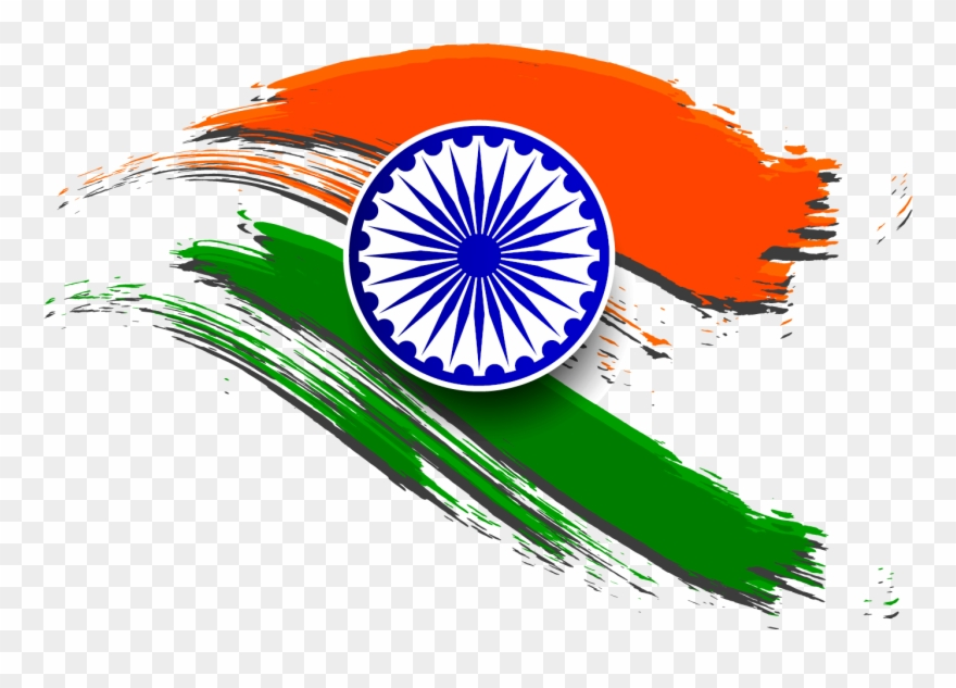 India Transparent Clipart.
