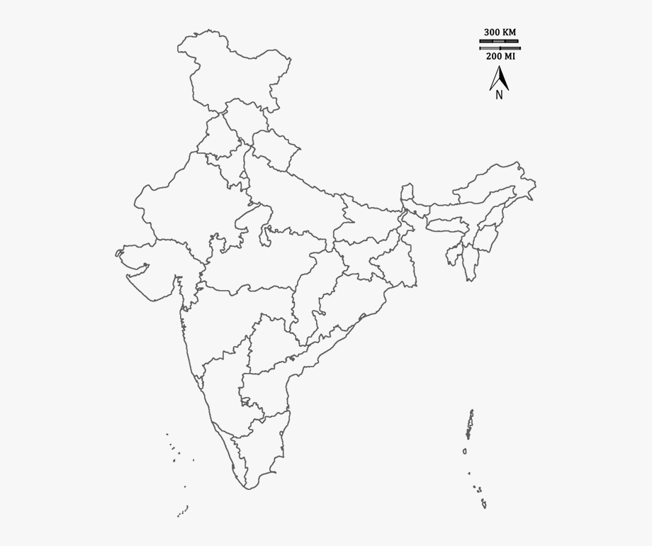 Image Of India Map.