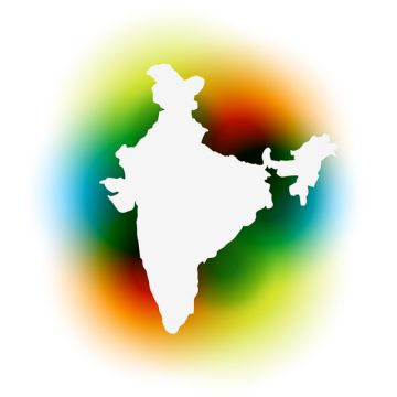 Map Of India Png, Vector, PSD, and Clipart With Transparent.