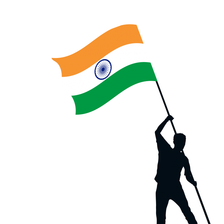 India Flag PNG.