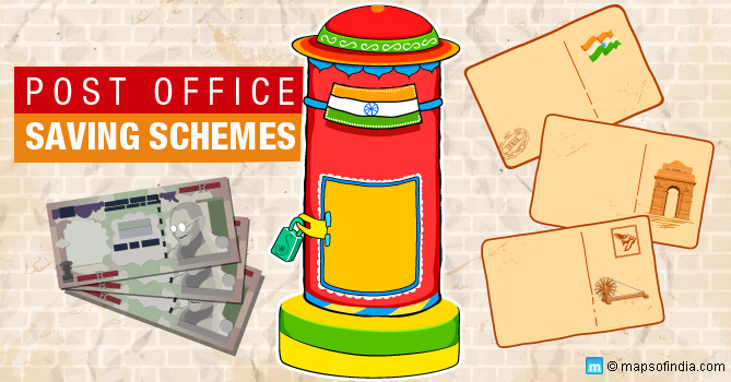 Post Office Savings Schemes in India.