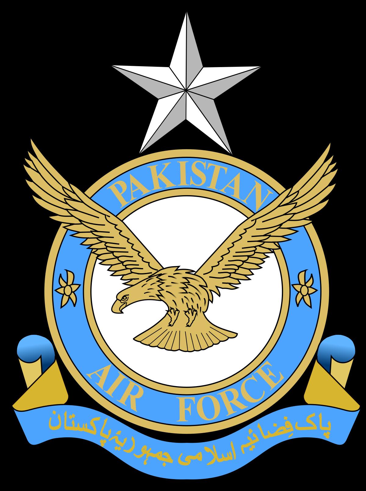 Pakistan Air Force.