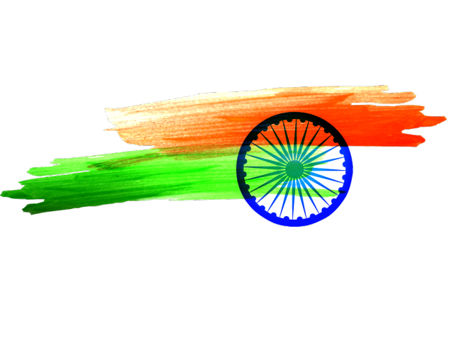 India Flag PNG Images Transparent Free Download.