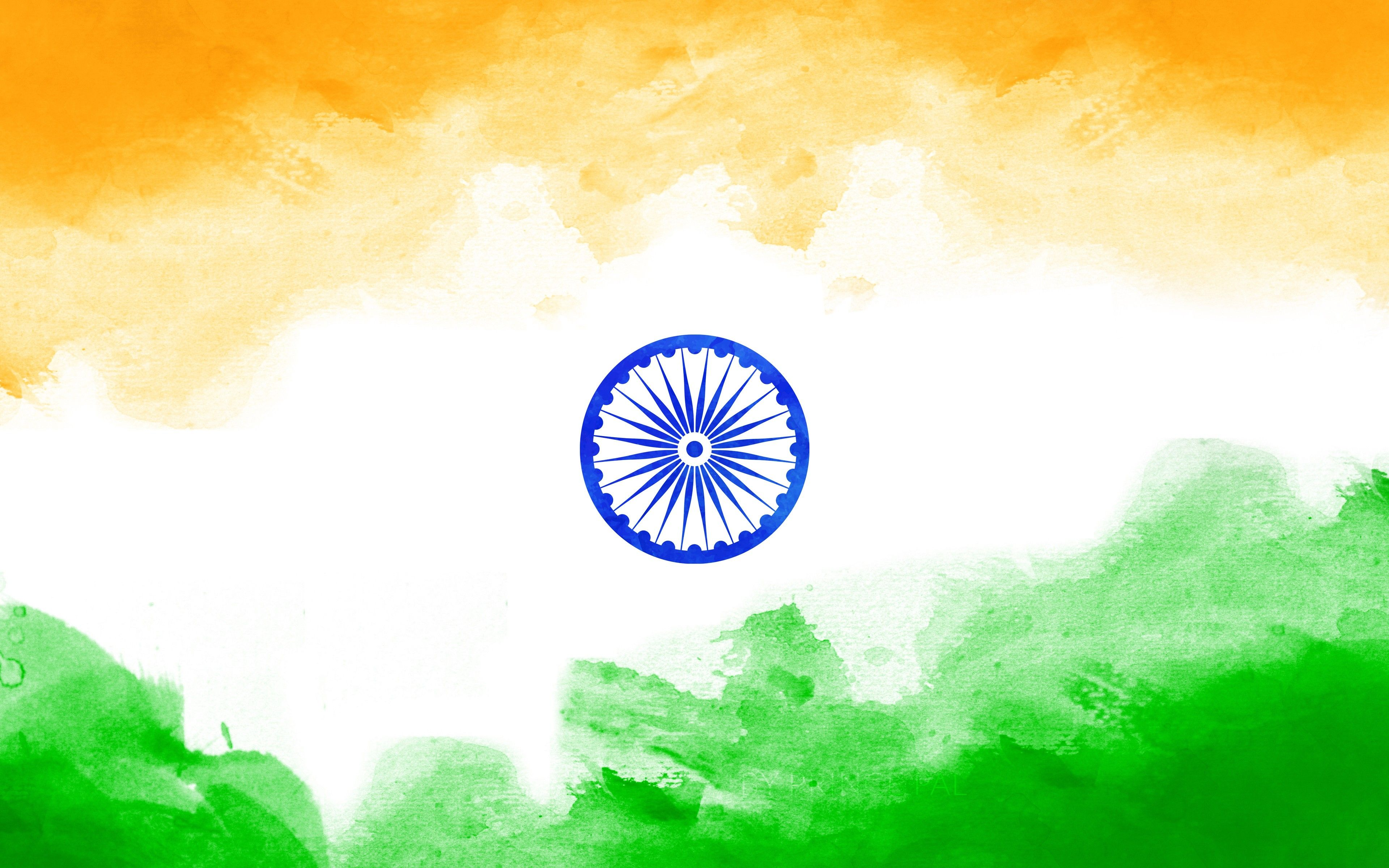 Indian Flag Backgrounds.