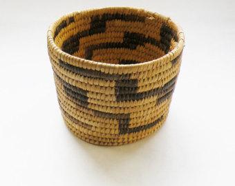 Woven Baskets.