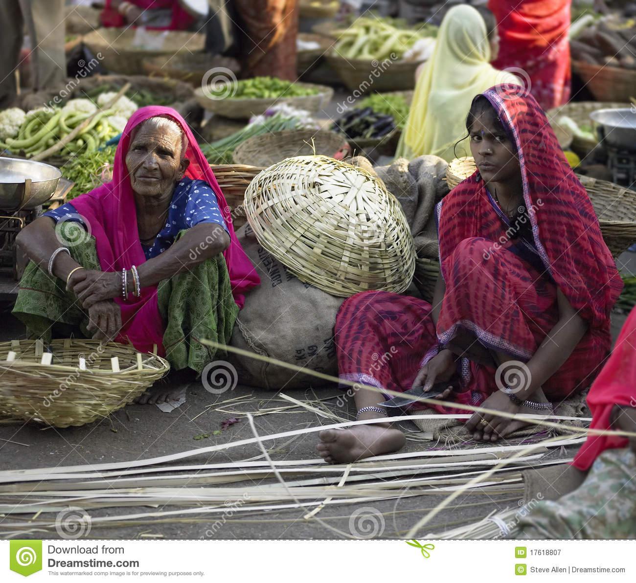 Basket Makers.