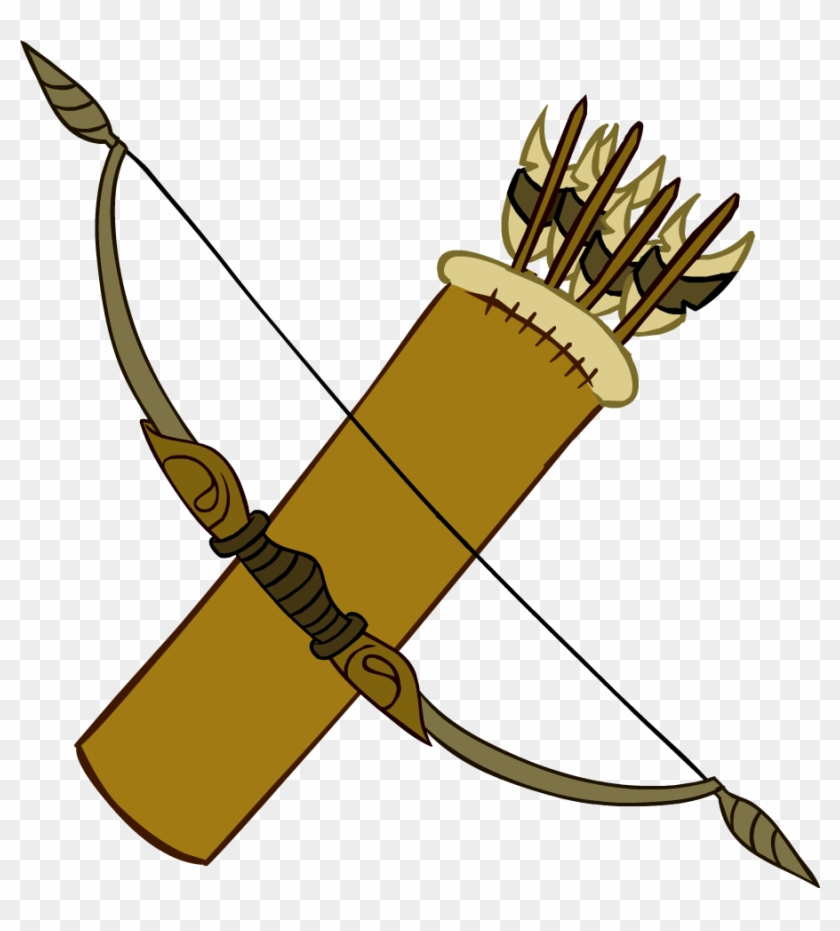 Indians Clipart Bow And Arrow.