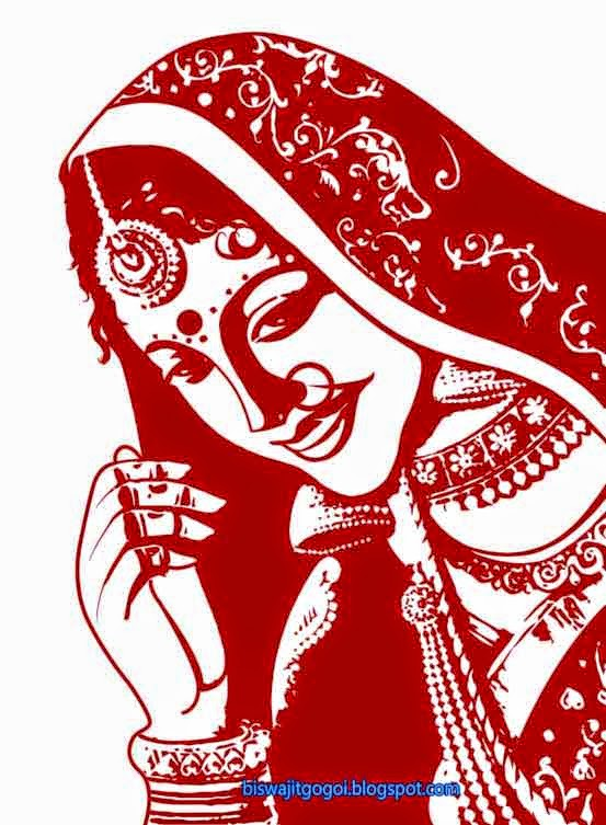 Indian Bride Clipart Png.