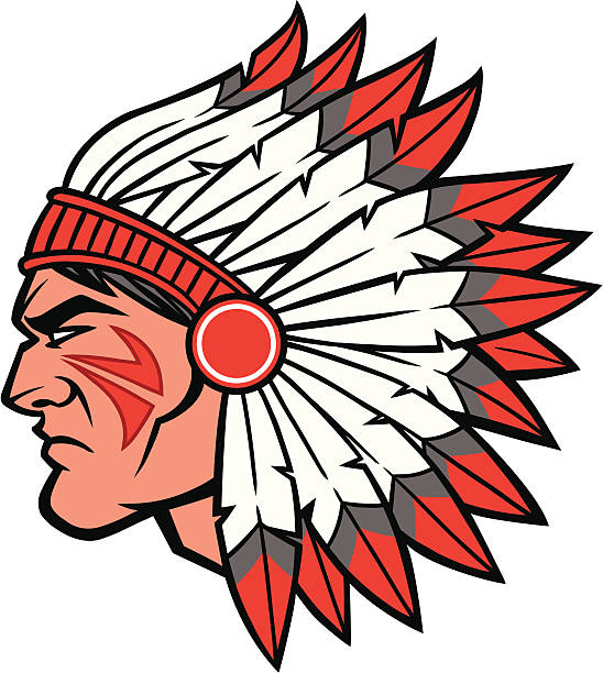 Free indian chief clipart 5 » Clipart Station.