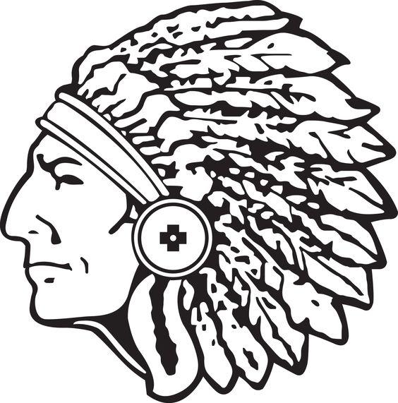 Indian Clipart Logo.