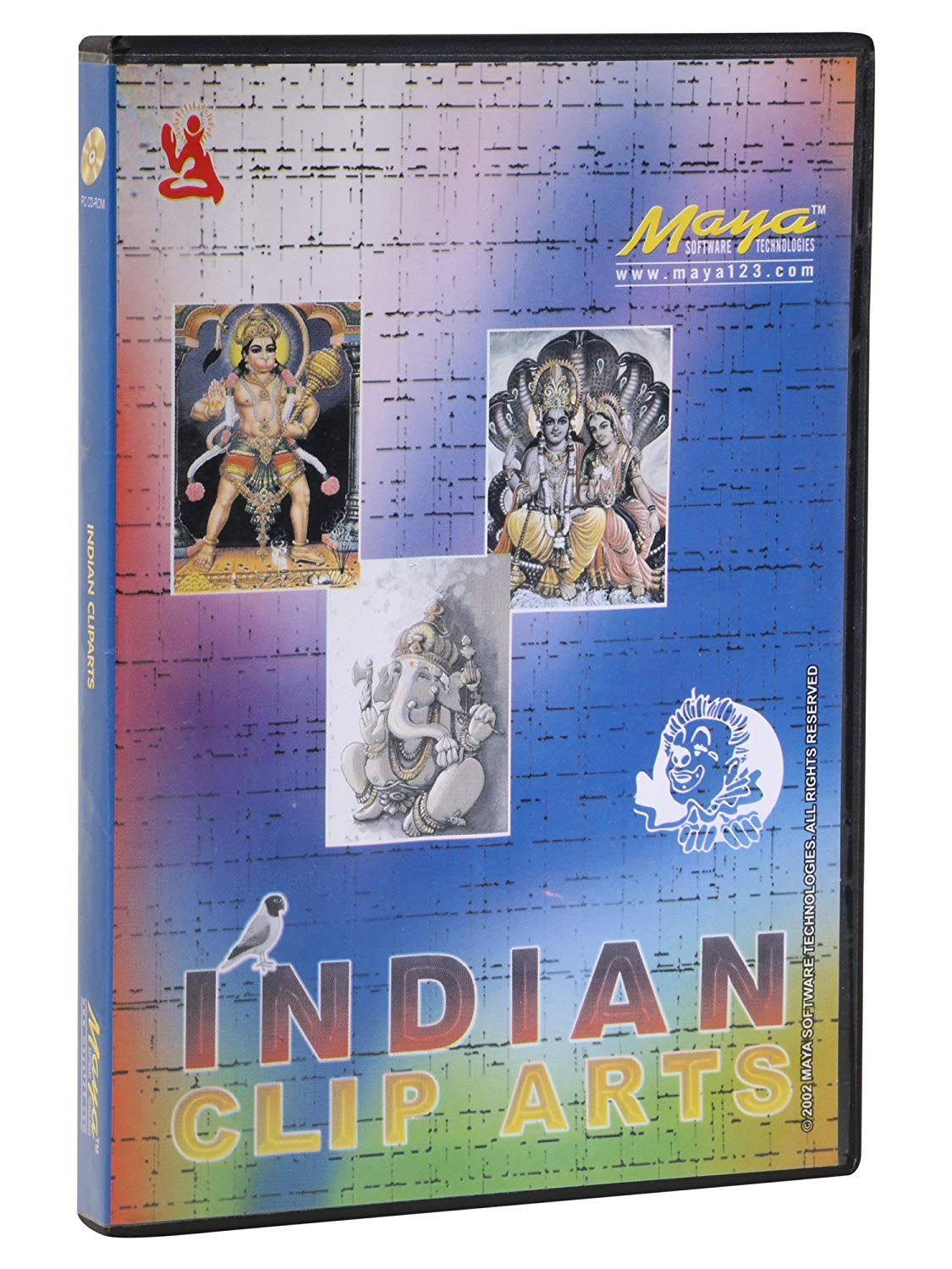 Buy Indian Cliparts In Different Categories (CD.