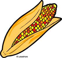 Indian Corn Clipart.