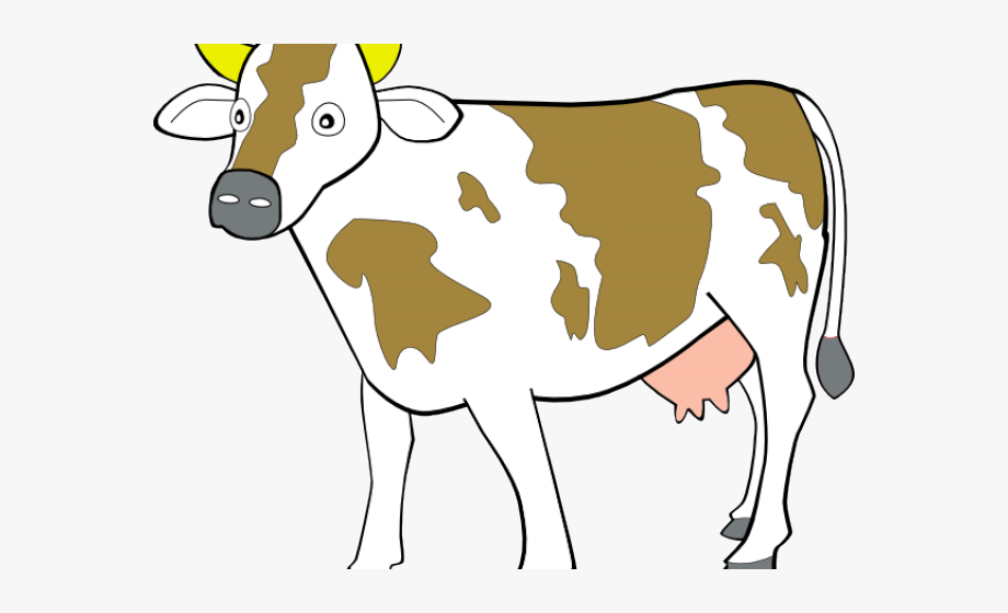 Cattle Clipart Indian Cow.