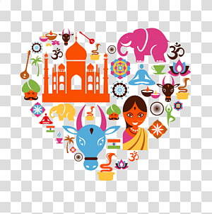 Culture Of India PNG clipart images free download.