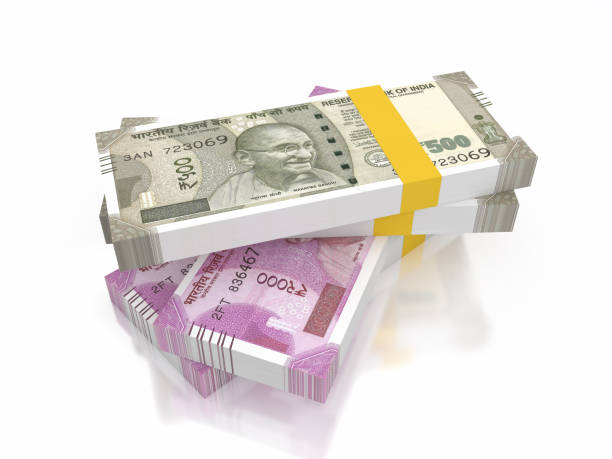 Best Indian Currency Illustrations, Royalty.
