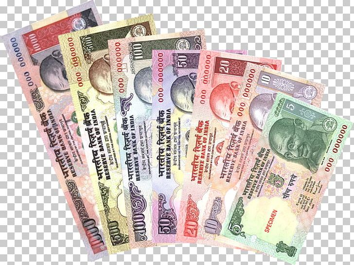 Indian Rupee Money Banknote Indian 2000.