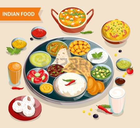 734 Indian Curry Stock Vector Illustration And Royalty Free Indian.