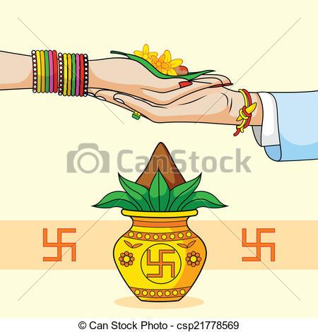 Wedding Invitation Logos Indian.