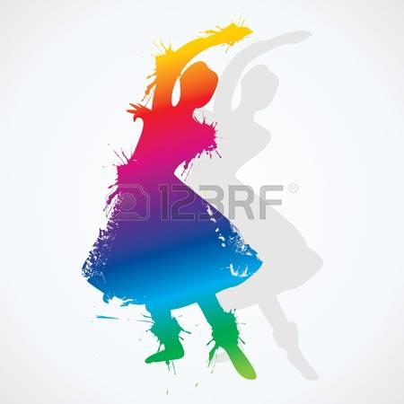 indian classical dance clipart - Clipground
